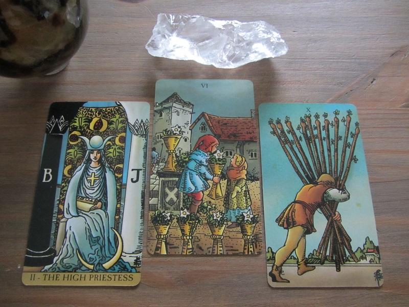Kun je met tarotkaarten de toekomst voorspellen?