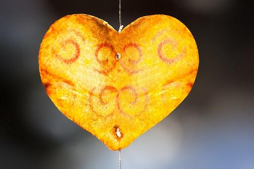 Werk aan blokkades in je hartchakra